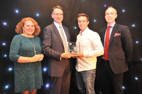 Bellis Brothers Farm Shop and Garden Centre winner of the Tyfu Cymru Award